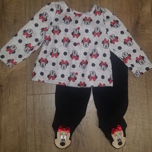 Disney Baby Minnie Mouse Two-Piece